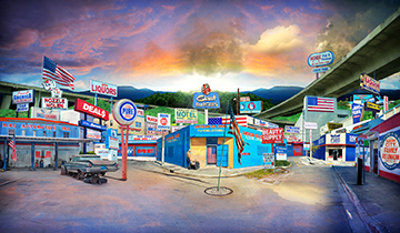 """""""America the Beautiful"""" by Andrew Soria."""