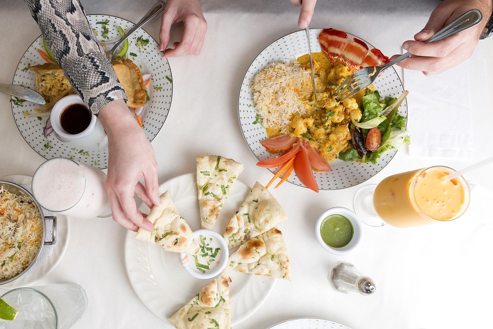 Restaurant review al noor 225 for Al noor indian cuisine