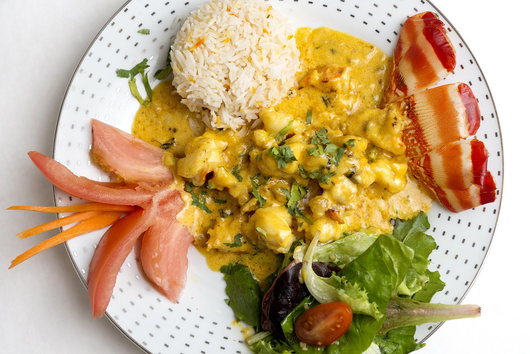 Restaurant review al noor for Al noor indian cuisine