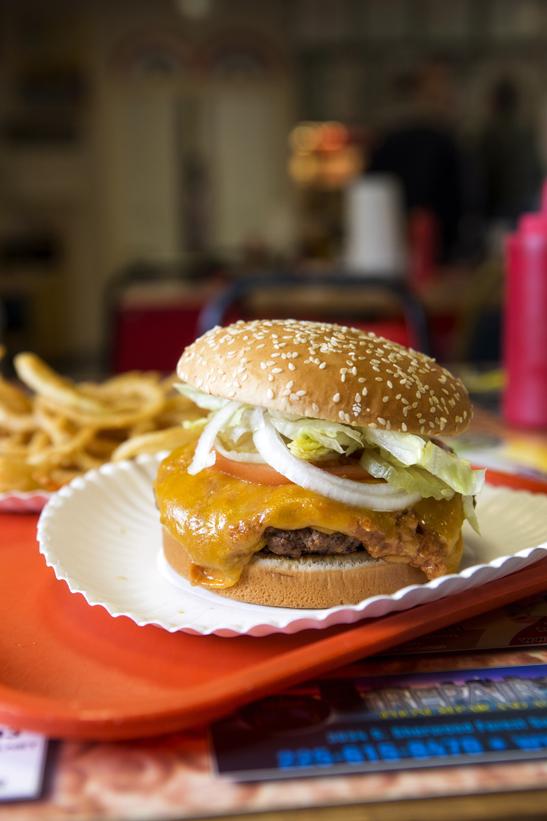 225 Riverside Patty Chili Cheeseburger, 1.23.15, Collin Richie Photo