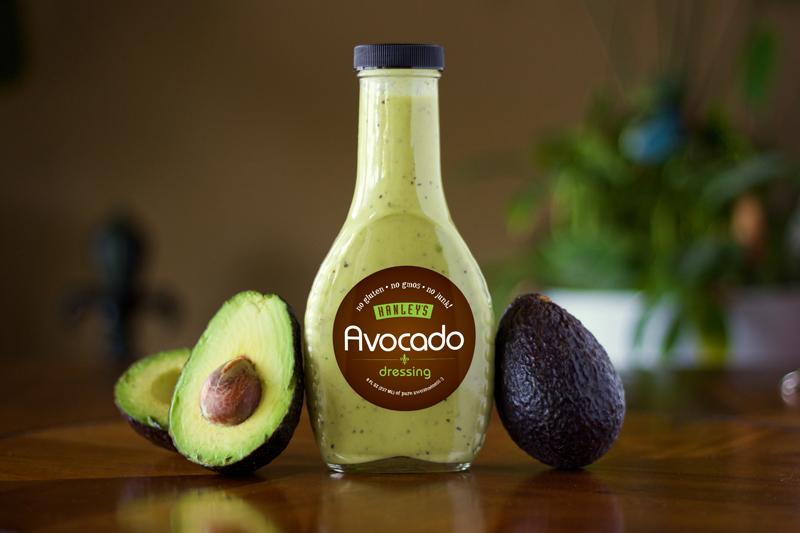 Hanley's Avocado dressing