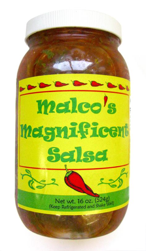 Malco's Magnificent Salsa