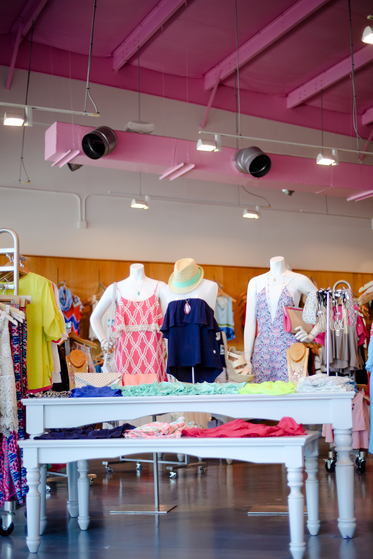 Frock candy clothing store