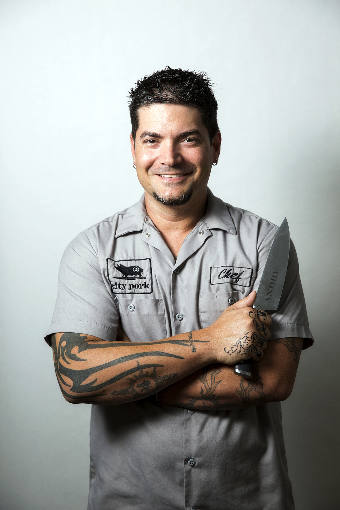 Tattoos and Baton Rouge\'s chef culture