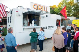 DEMOGRAPHICS MATTER: A study by University of Michigan researcher Todd Schifeling discovered that food trucks thrive in cities with a strong, creative class, or large numbers of knowledge-based and arts professions.