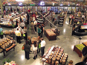 Photo courtesy LeBlanc's Payless Food Store. Frais Marche in Gonzales