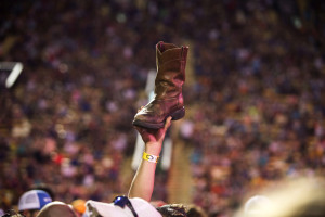 (Photo by Zack Smith) Bayou Country Superfest in LSU's Tiger Stadium