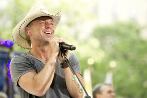 (AP Photo) Kenny Chesney is performing at the 2015 Bayou Country Superfest.