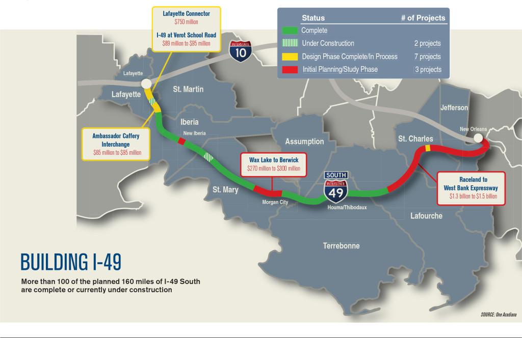 I49 Map