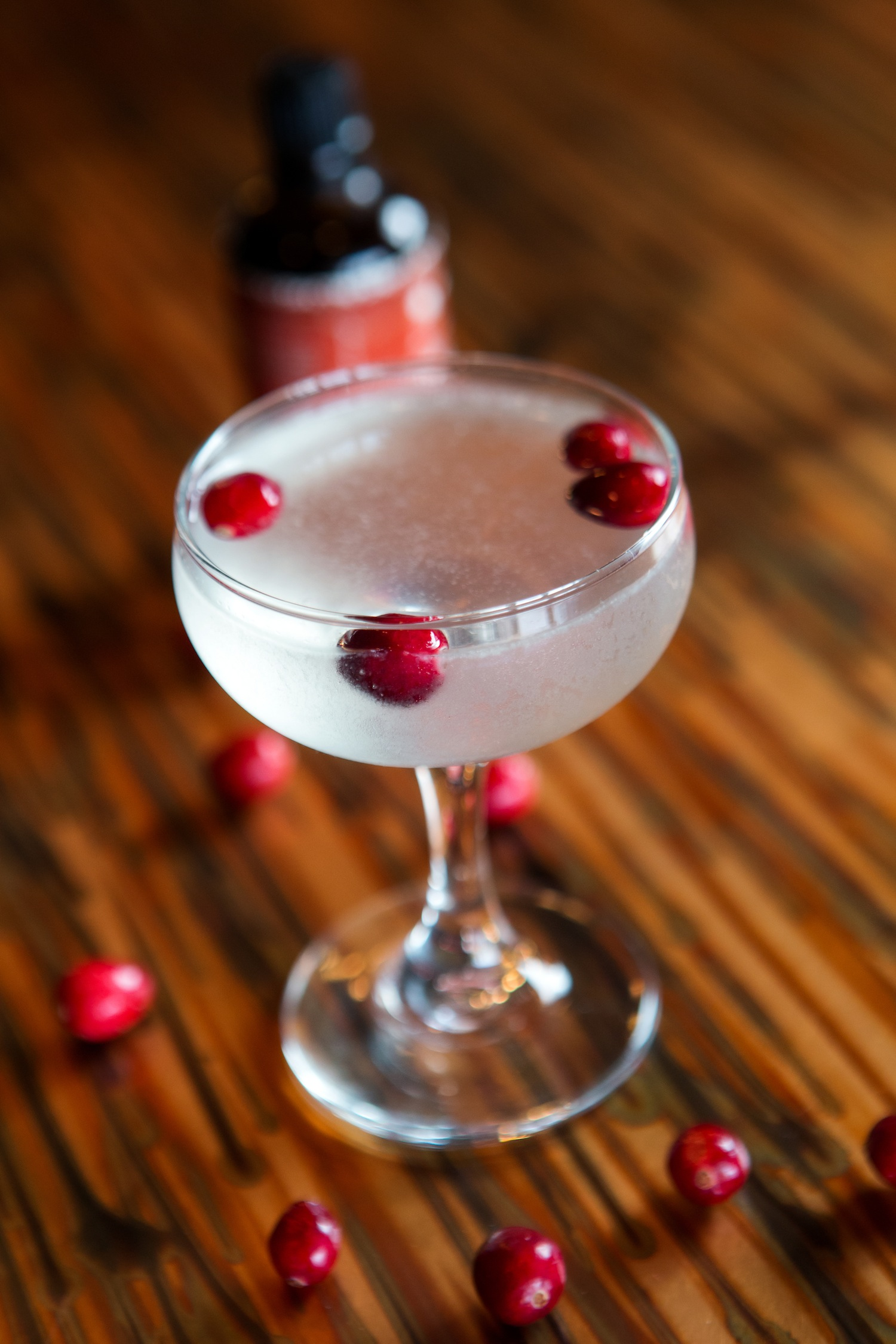 recipe: white christmas cosmo [4]