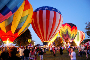 Great Mississippi River Balloon Race