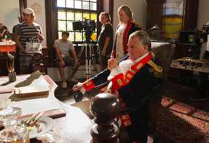 Algood-Taylor served as assistant costume designer on the 2013 Danny Glover film Tula: The Revolt, which told the true story of an 18th-century slave uprising in Curaçao.