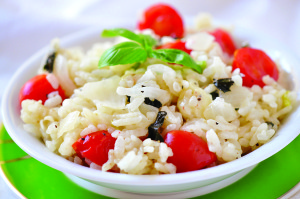 Holly-risotto